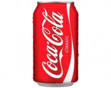 Coca Cola lata 0,33